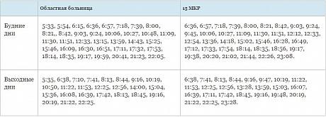 Расписание автобуса 33 ярославль 2015